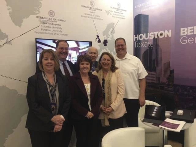 Company executives travel to China to exhibit at LPS Shanghai luxury property event