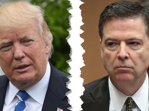 """Comey Releases Prepared Testimony: """"I Hope You Can See Your Way To Letting This Go... I Need Loyalty"""""""