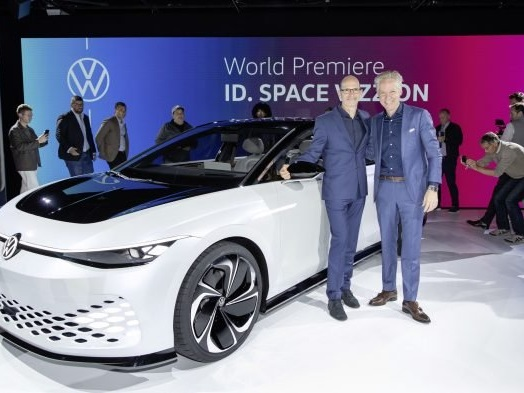 Volkswagen Group Names New Design Chief; Rolls-Royce Designer Tapped for VW Brand