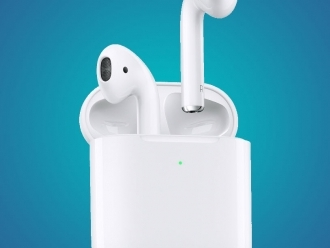 Apple Announces New AirPods and Wireless Charging Case