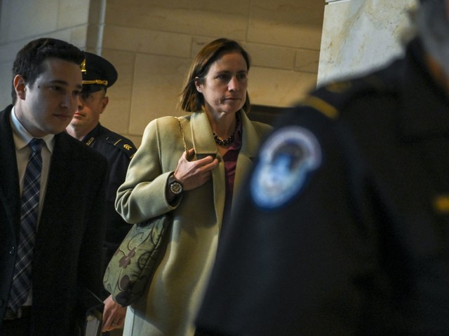 Fiona Hill tells impeachment inquiry about a 'fictional narrative' on Ukrainian interference