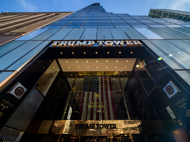Trump-branded properties lost value since the 2016 election, study shows