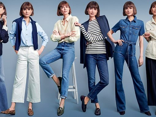 Denim's toll on the planet has long been fashion's guilty secret: How BLUE jeans went green