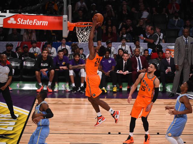 Sacramento Kings Players Shine In NBA Rising Stars Game