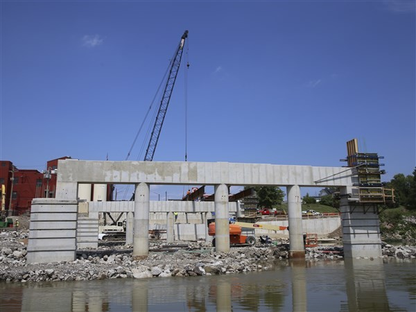 Clinton Street Bridge to reopen in Defiance on Monday