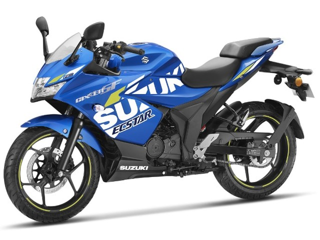 Suzuki Gixxer SF MotoGP Edition Launched; Priced At Rs. 1.10 Lakh