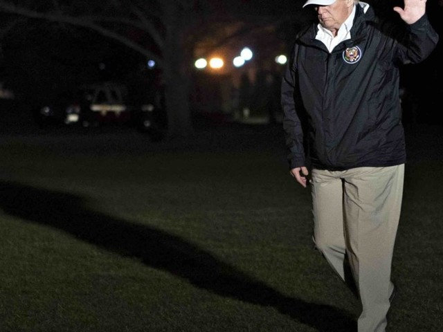 Commentary: President Trump's 'Braveheart' moment