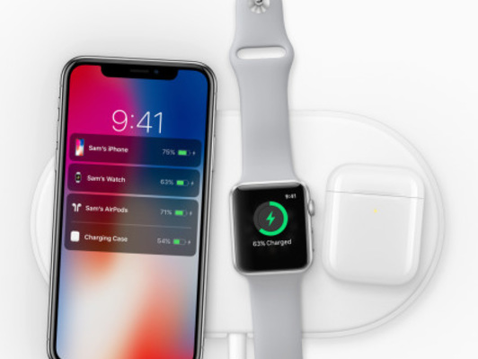 Rumor suggests Apple's AirPower mat has finally gone into production
