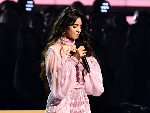 Camila Cabello Brings Her Dad (and Audience) to Tears at Grammys