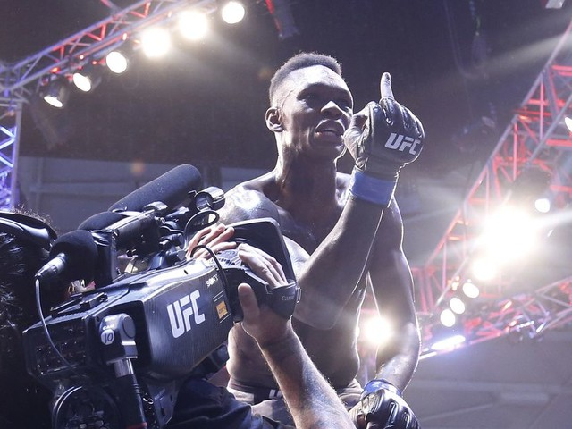 Israel Adesanya to Jon Jones: 'Shut the f-ck up and wait 'til I come see you'