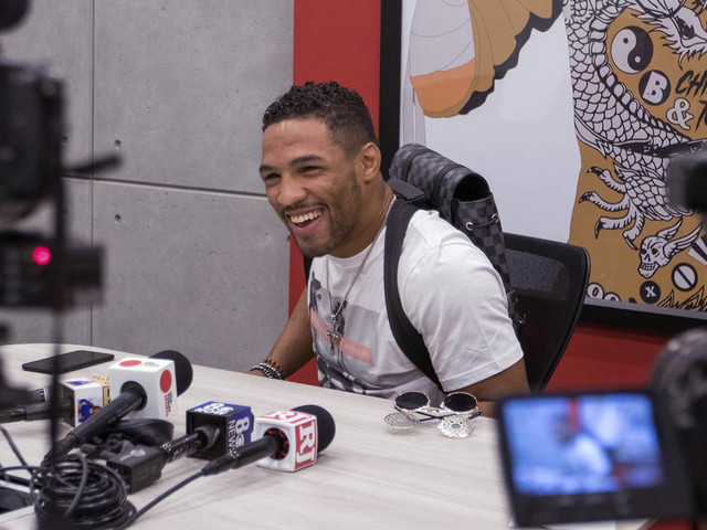 Kevin Lee optimistic he will welcome McGregor back to the UFC