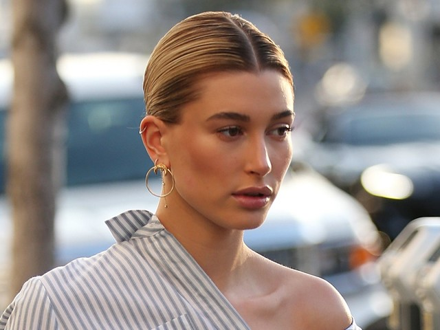 Hailey Bieber Says She'd Recommend This Tinted Sunscreen To All Her Friends