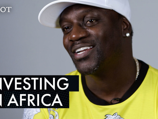 Africa's the Future: Why Akon Says That African-Americans Should Invest in the Continent