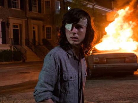 """The Walking Dead Star Chandler Riggs' Father Slams Showrunner Scott M. Gimple for """"Firing"""" His Son"""