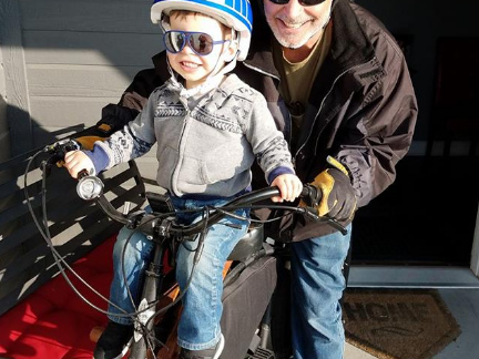 Parenting Tip #42: Electric Bikes Are Good For The Family