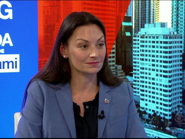 Facing South Florida: One-On-One With Agriculture Commissioner Nikki Fried