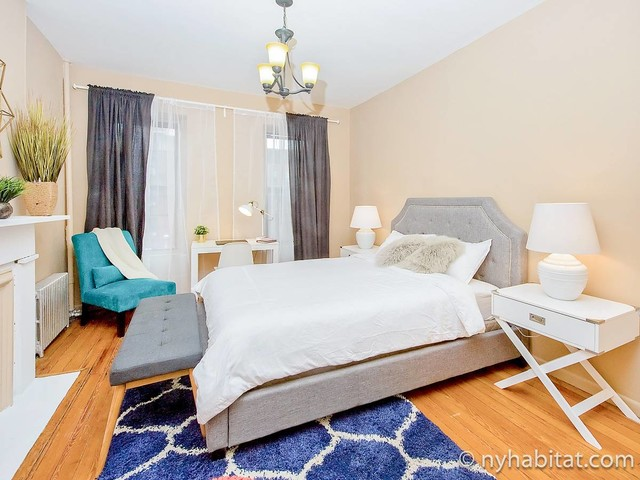 New York Apartment: 1 Bedroom Apartment Rental in Upper East Side (NY-17358)