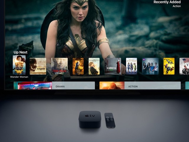 Apple TV 4K will support Dolby Atmos surround sound eventually, YouTube app doesn't show 4K video