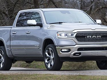 Road Tests: 2019 Ram 1500
