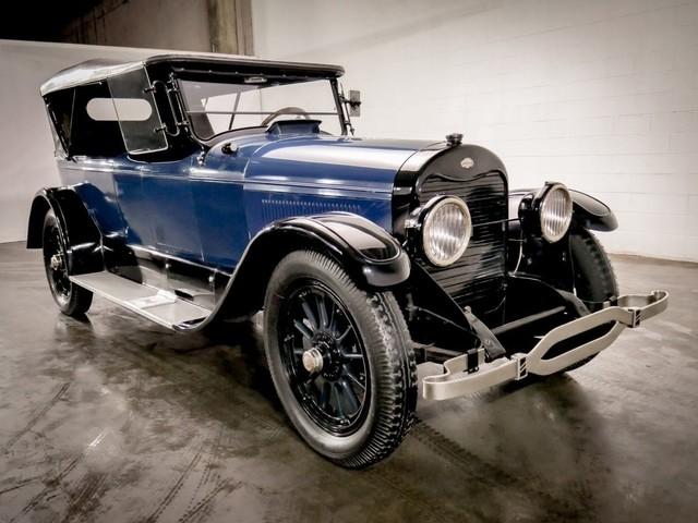 1929 Lincoln Sport--Phaeton