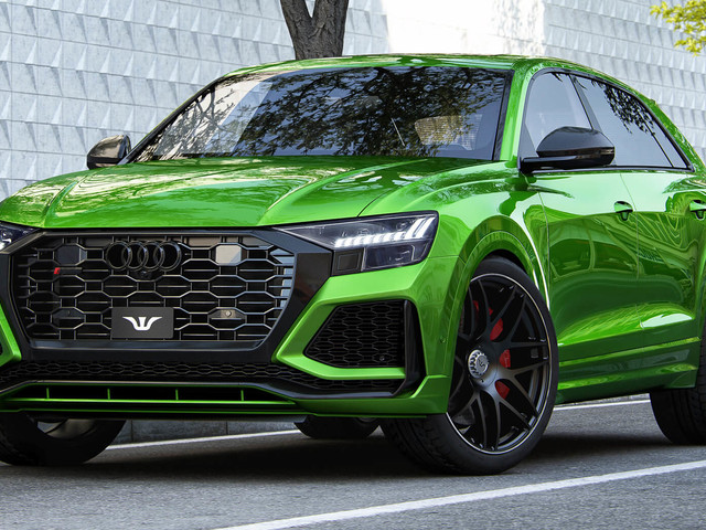 If You Must Have 1,000 Horses In An SUV, Check This Audi RS Q8