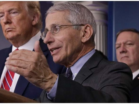 Anthony Fauci's Daughters & Family: 5 Fast Facts You Need to Know