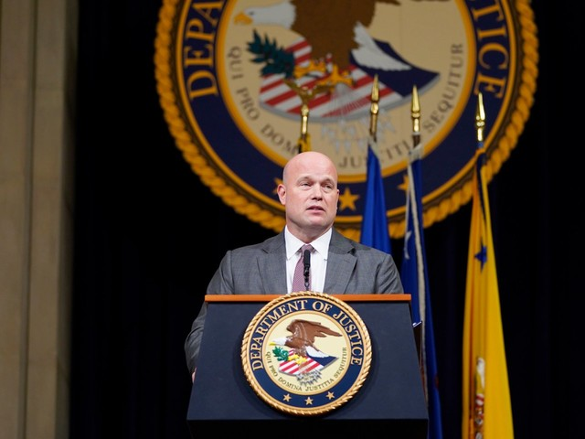 Senate Democrats want Matthew Whitaker investigated by Justice Department for not recusing himself in Mueller probe