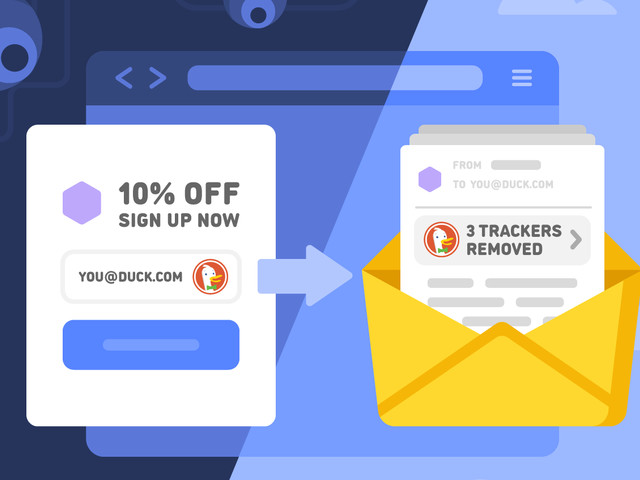 DuckDuckGo tackles email privacy with new tracker-stripping service
