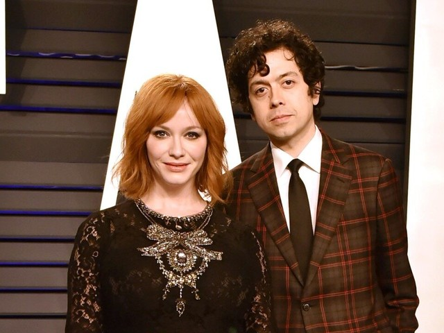 Christina Hendricks and Husband Geoffrey Arend Announce Split After 10 Years of Marriage