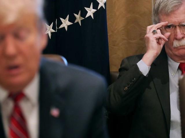 Trump fires back at John Bolton over explosive Ukraine allegation in forthcoming book
