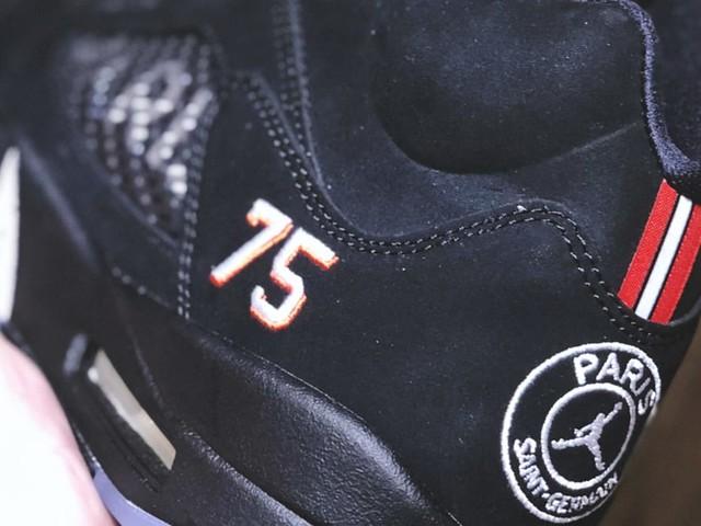 Paris Saint-Germain's Air Jordan 5s Will Cost $225