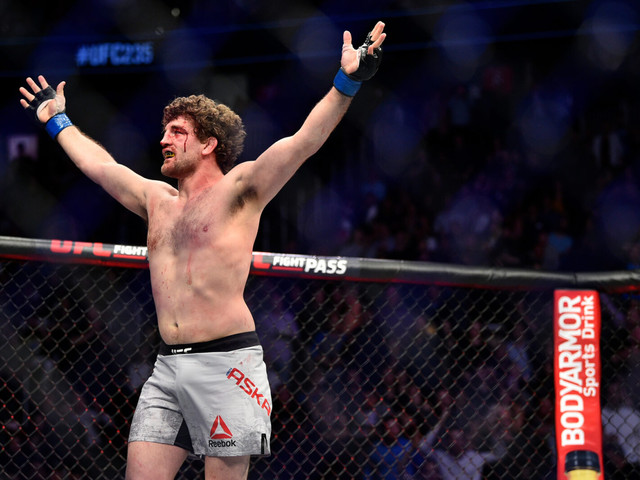 VIDEO: Ben Askren Puts His Slow-Twitch Muscle Fibres to Work Ahead of Jake Paul Fight