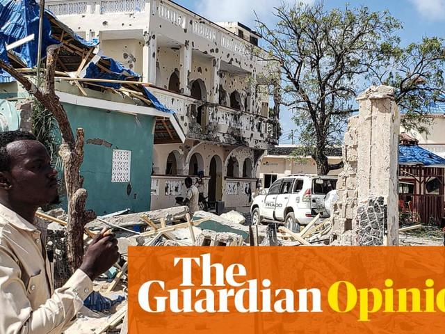 'Send her back' isn't just racist. It ignores the US's critical role in Somalia | Stephanie Savell