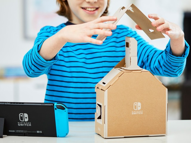 How to Pre-Order Both of Nintendo's Labo Kits