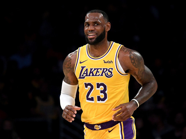 Will LeBron And The Lakers Pose A Threat To The Warriors?