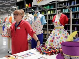 AP Exclusive: A peek at how Disney resort shows are made