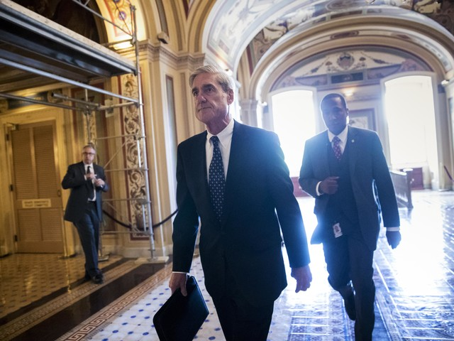 Robert Mueller money laundering push could spark constitutional crisis