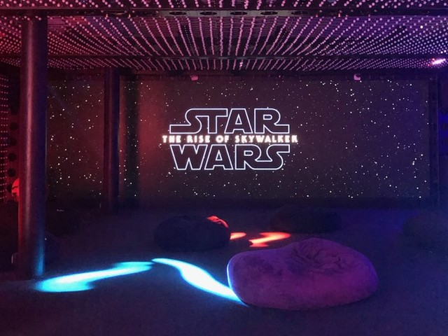 'Star Wars: Rise of Skywalker': Inside the NYC pop-up exhibit at Dolby SoHo