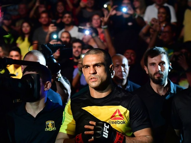 Vitor Belfort says his next UFC fight will be his last, in emotional post to his missing sister
