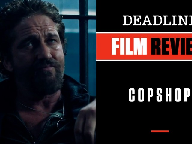 'Copshop' Review: Gerard Butler & Frank Grillo Play Bad – And That's Good News For This Ultraviolent Action Flick
