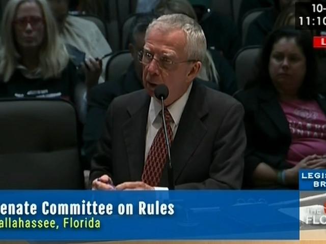 Florida Senate Convenes Special Session On Reinstatement Of Scott Israel As Broward Sheriff
