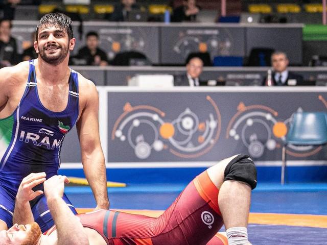 Wrestling breakdown: Mohammadian techs Nickal, pins Snyder in Rome