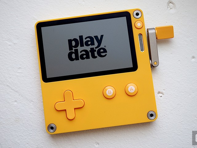 Panic's Playdate handheld isn't for everyone, and that's OK