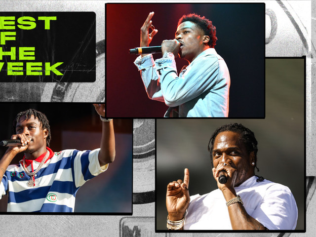 Best New Music This Week: Pusha-T, Lil Tjay, Roddy Ricch, and More