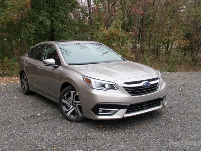Subaru Legacy - Driven