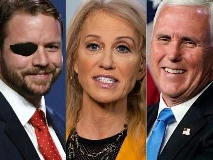 """Watch Live: RNC Day 3 """"Land Of Heroes"""" - Kellyanne, Crenshaw, & Pence"""