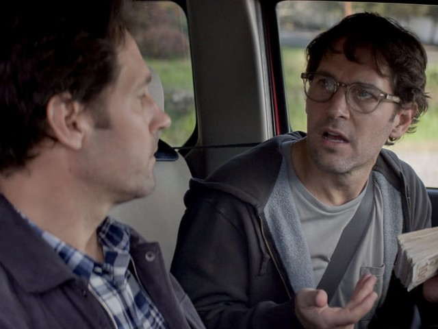 Netflix's New Show Stars Paul Rudd and Paul Rudd -Yup, You Read That Right