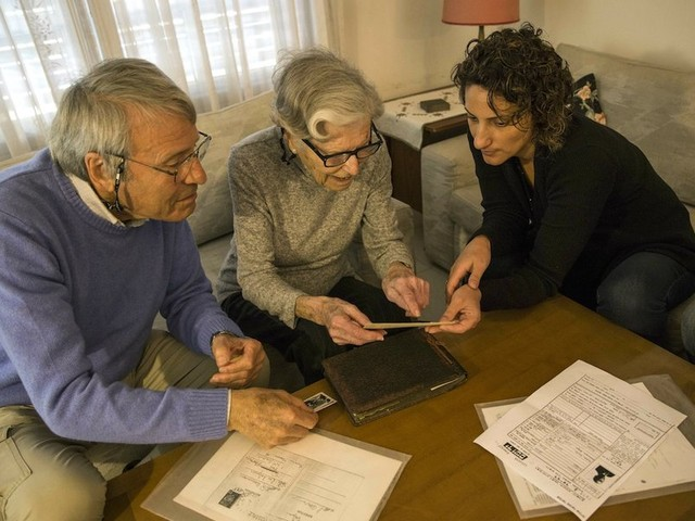 Israel preserves Holocaust history in survivors' memorabilia