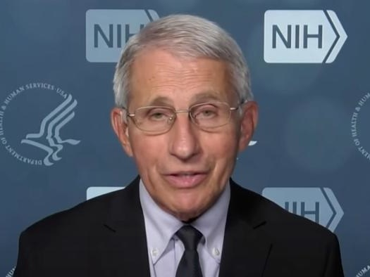 """Dr. Fauci Insists CDC """"Didn't Flip Flop"""" As He Tries To Shift Focus To Children"""