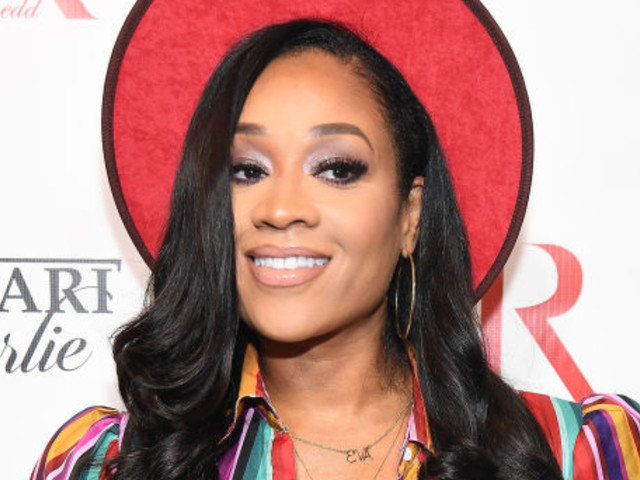 """""""Better Her Than Me"""" Mimi Faust Reacts To Stevie J. Marrying Faith Evans"""